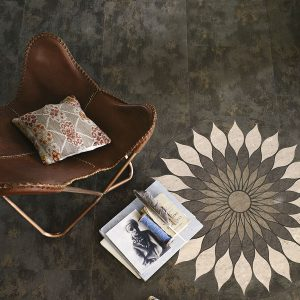 Amtico-Signature_Patina-Dusk-with-Lotus-Motif