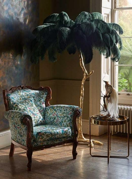 Animalia Rousseau Jungle fabric