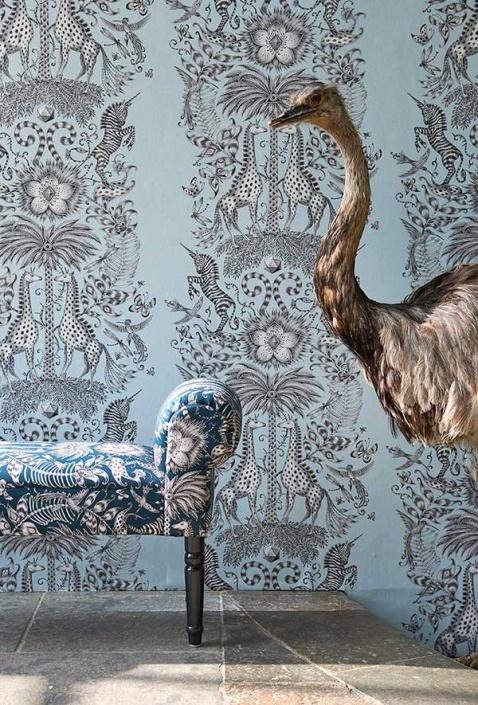 Animalia Kruger Wallpaper