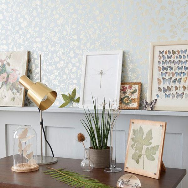 Botanica Honesty wallpaper