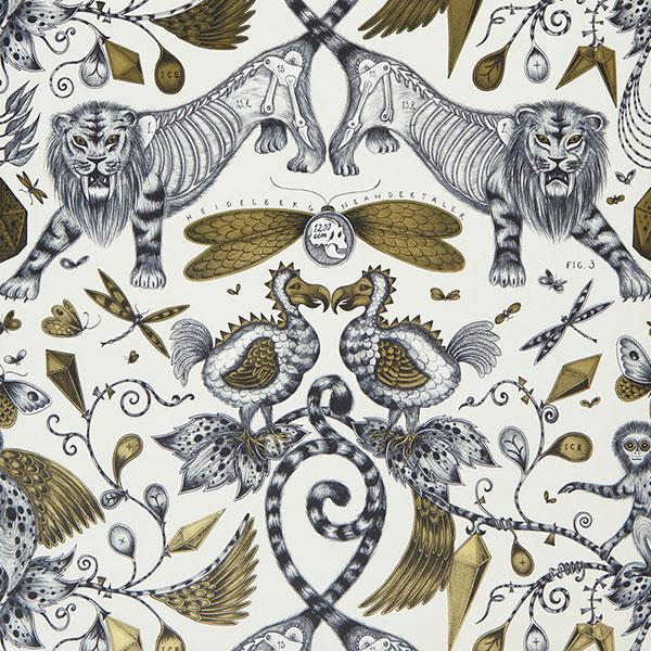 Extinct_Gold_Animalia wallpaper