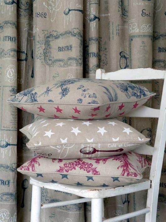 Fougeres Stars textiles