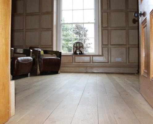 Swettenham Hall Oak Flooring close floor view