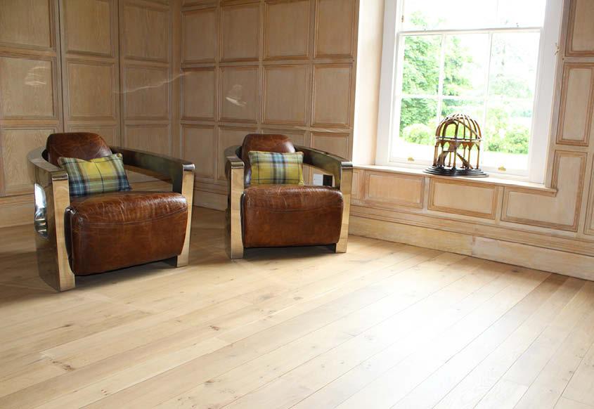 Swettenham Hall Oak Flooring
