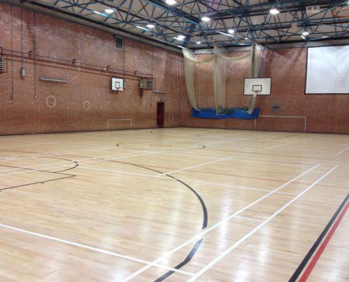 wood-flooring-restoration-sports-hall