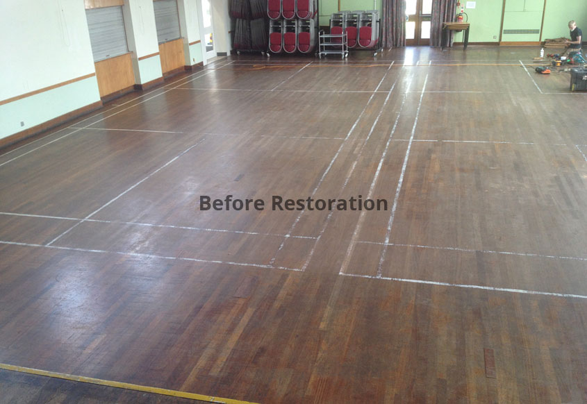 poynton-civic-centre-floor-restoration-before