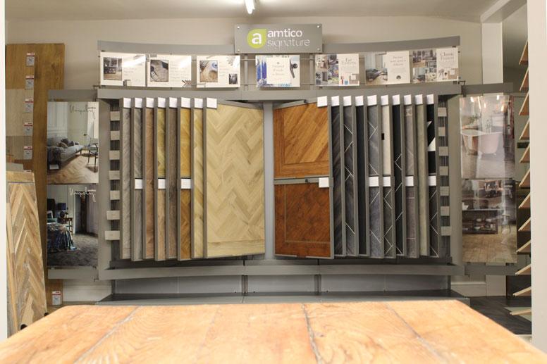 ashley showroom-luxury-vinyl-flooring